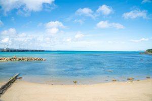 沖縄 レッドビーチ