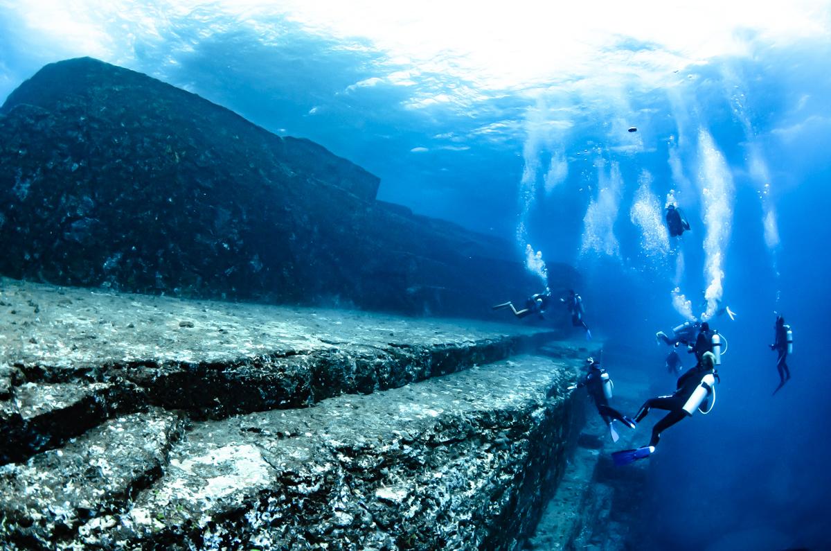 2021年 3月6日~8日 与那国島 ハンマーヘッド&海底遺跡ツアー