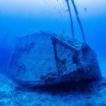 日本の海に沈む沈没船 日本の沈没船ダイビングスポット一覧
