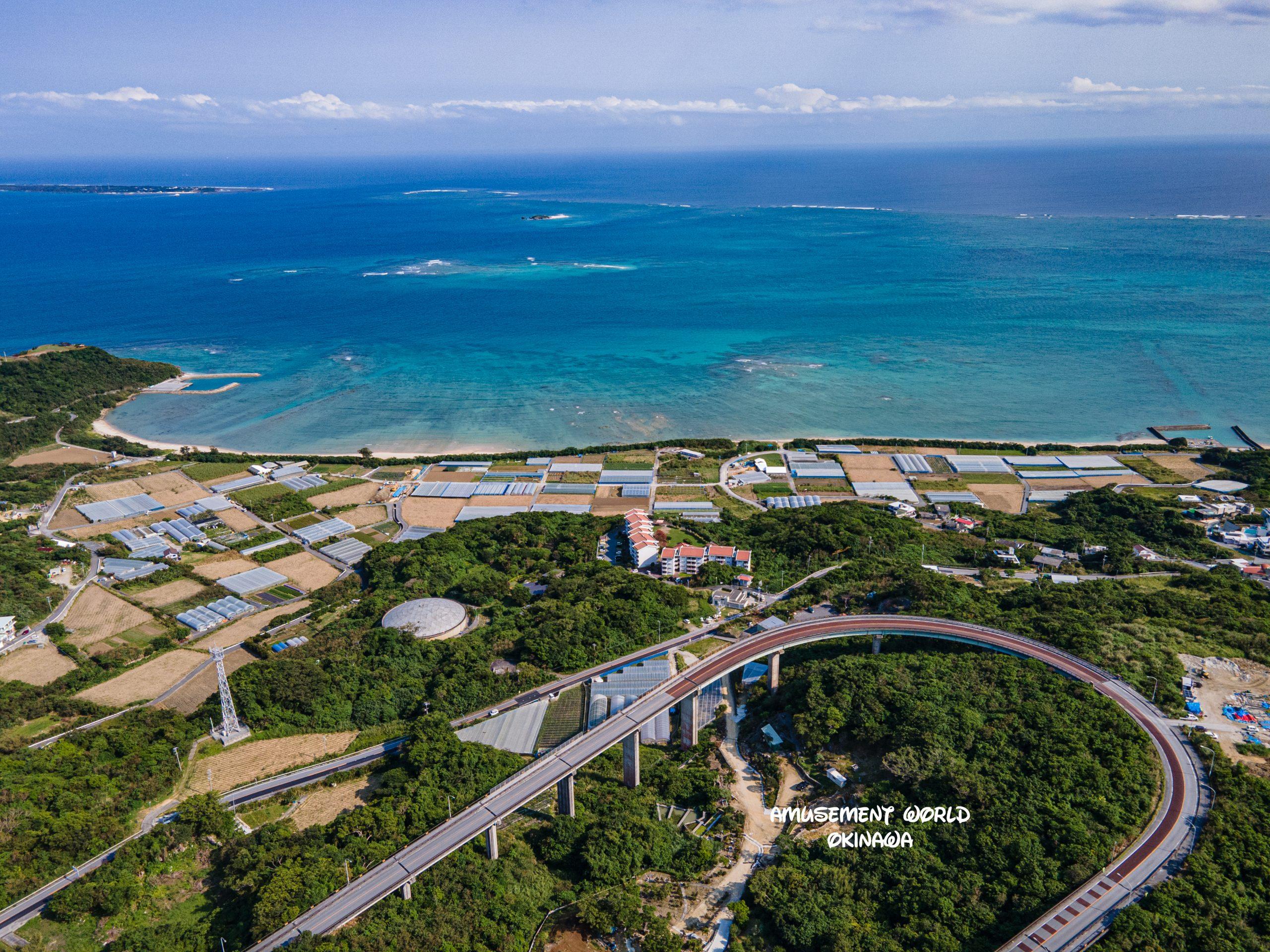 沖縄 ドローン撮影
